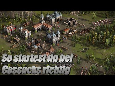 Cossacks 3 Tipps für Anfänger [deutsch] [Gameplay] [steam] [review]