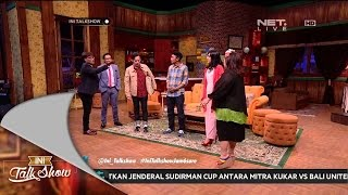 Ini Talk Show - 20 November 2015 Part 2/4 - Anisa Rahma, Tarra Budiman, Insan Nur Akbar
