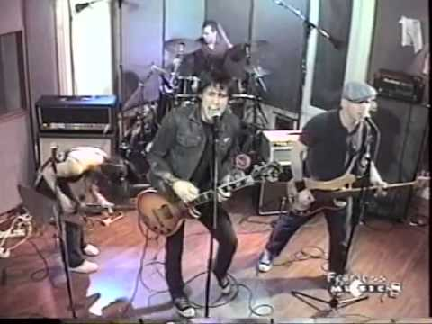 Dirt Bike Annie - Not an Eagle Scout - live on Fearless Music NYC 2004