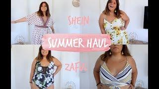 SUMMER HAUL XXL | SHEIN, ZAFUL | Laura Yanes