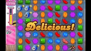 Candy Crush Saga Level 384 - 3 STARS