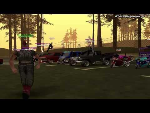 RallyT.eu | 12. 3. 2012 - Večerní akce plné muziky! | GTA-Multiplayer.cz
