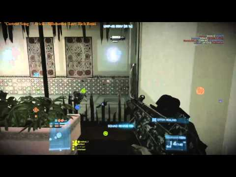 BF3 with Mortkarl on Ziba Tower Round 2 (Norsk chat) - 1 / 2
