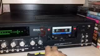маяк 233 супер магнитофон не давно сделал его обновил