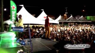 RDX Concert Belize 2013 - RDX P1 (Unofficial Video)