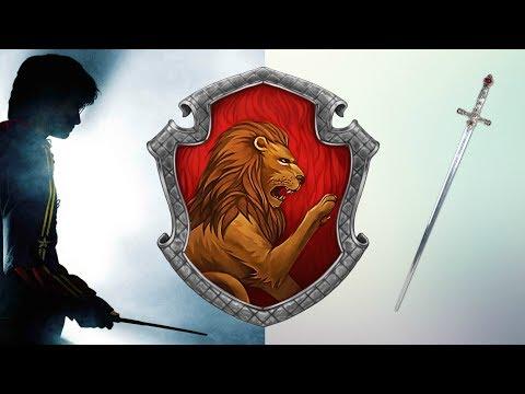 GRYFFINDOR PRIDE   House Of Bravery