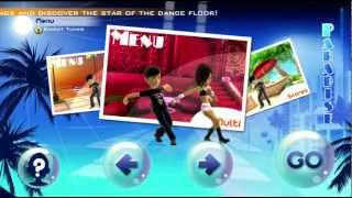 Partner Dancing Dance Paradise 720P Xbox 360 Kinect
