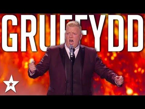 Finalist Welsh Opera Singer Gets A Standing Ovation! | Britain's Got Talent | Got Talent Global