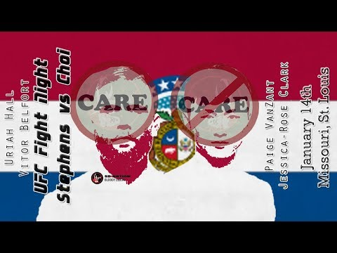 UFC St Louis Stephens vs Choi Care/Don't Care Preview