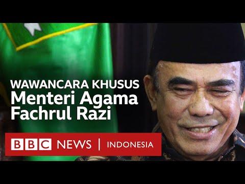 Menteri agama soal