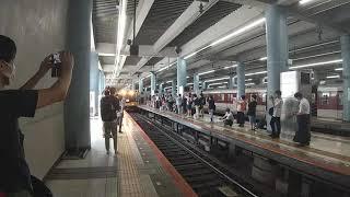 7月25日さよなら近鉄12200系スナックカー団体臨時列車NS51大阪上本町発車警笛有り