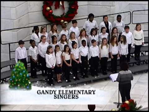 The Sounds of the Season - Gandy Elementary School