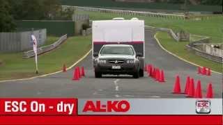 ALKO ESC (Electronic Stability Control) 2012