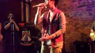 Lagu Kita - Vidi Aldiano at Pisa Cafe