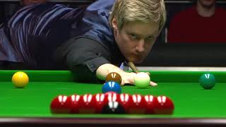 Neil Robertson vs Ronnie O'Sullivan - Last 6 frames - Welsh Open 2016 Final