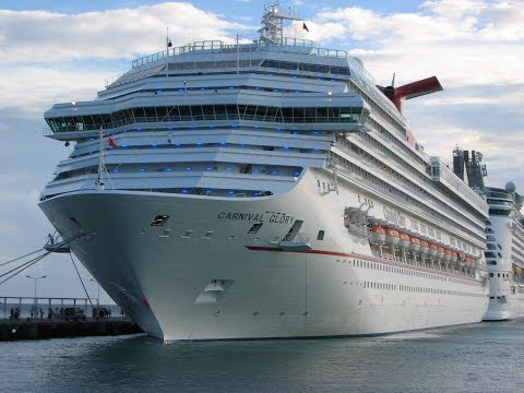 Carnival Glory Picture Slide Show