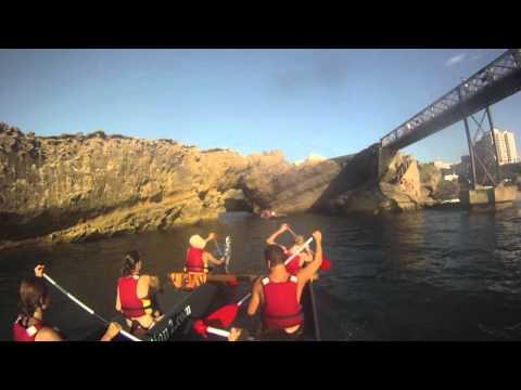 Balade en Pirogue hawaïenne Biarritz / Anglet