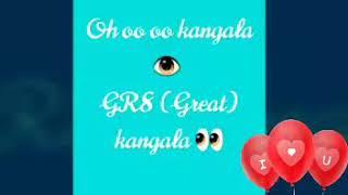 Sarkar omg ponnu song lyrics & abbreviations 🌹🌹🌹😍😍
