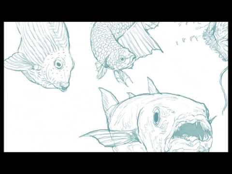 [크리티컬]드로잉 - 물고기 - 그림 그리기 [Critical] Fish Drawing Speed Drawing