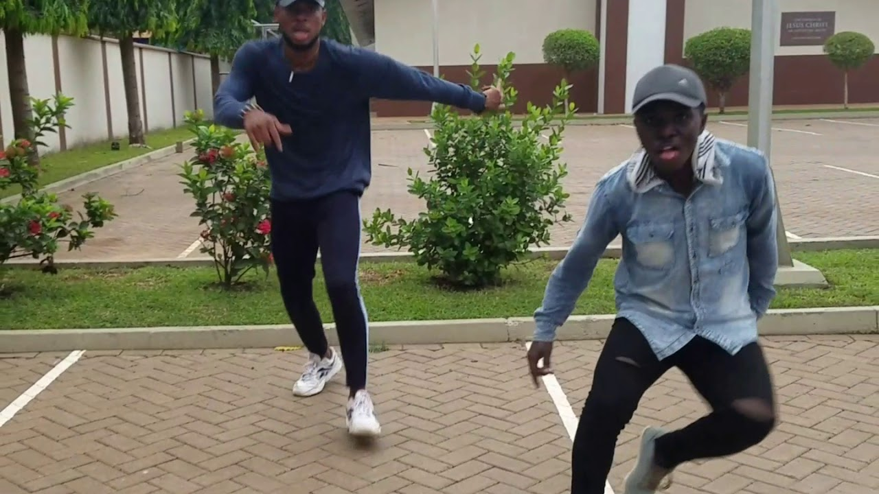 Download Ebaeno official Dance Video by peterpsquare (choreography by @iam_meldrix X @cmmisty)