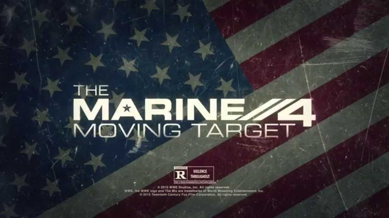 The Marine 4 – Moving Target
