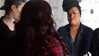 PATRICKSTARRR EXPOSED! (MUST WATCH) | PATRICKSTARRR DISSES FAN! | PATRICKSTARRR DISSING ALEXISJAYDA