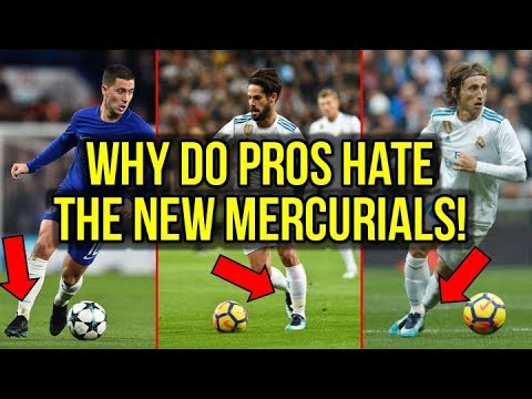 HERE'S WHY HAZARD, ISCO AND MODRIC HATE THE NEW MERCURIAL VAPOR 12!