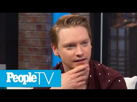Calum Worthy Reveals He Went To 'Rap School' For 'Bodied' Film | PeopleTV