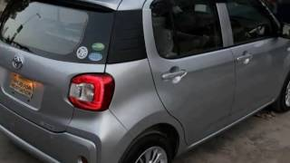 Toyota Passo 2017 In Pakistan- Price + specs( stylish small car)