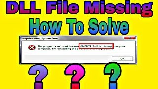 How to install WAMP + fix for Error MSVCR110 dll is missing