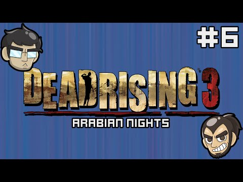 Arabian Nights - Dead Rising 3 (Part 6) - Inexperience Point