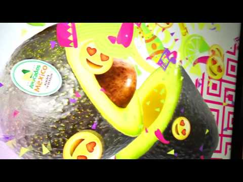 AVOCADOS FROM MEXICO x NEXT/NOW - Interactive Food Booth, Face Tracking Application, Shareable