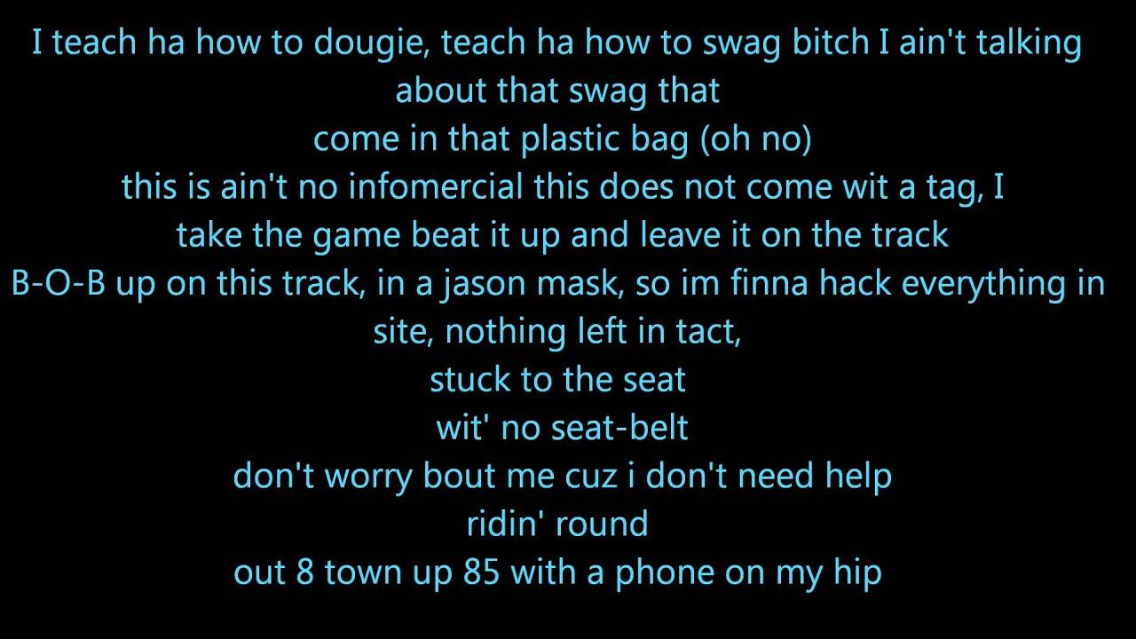 California Swag District - Teach Me How To Dougie Lyrics ...