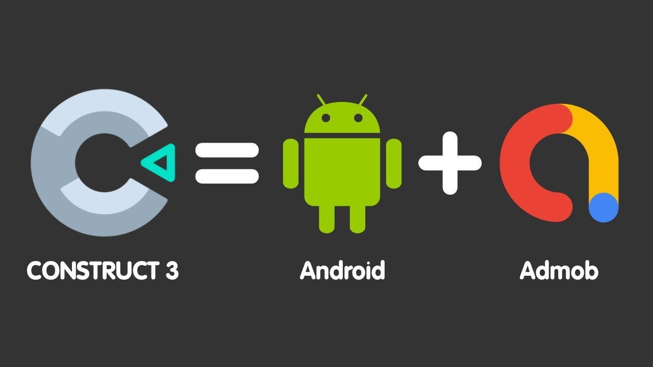 Construct 3 – Build Service (Android Apk + Admob) Tutorial  #Smartphone #Android