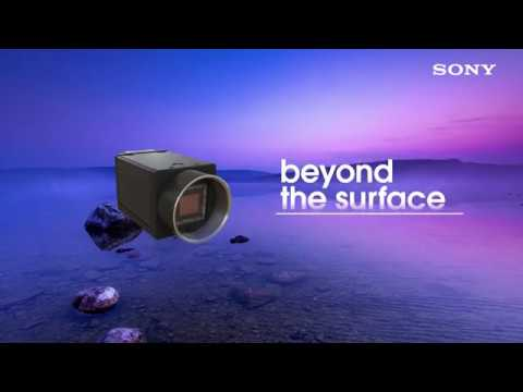 Sony's first polarised camera for industry