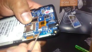 Disassemble Tutorial for ZTE Obsidian Z820 T-Mobile