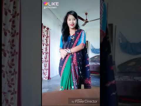 Cute girl in like video app || Video centre
