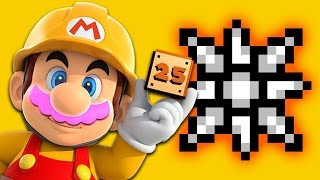 ALL MY LIVES... ALL MY RAGE... | Mario Maker #25