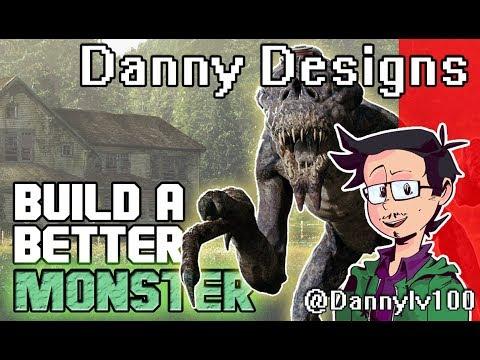 Download A Quiet Place: Build A Better Monster - Danny Designs (@Dannylv100)