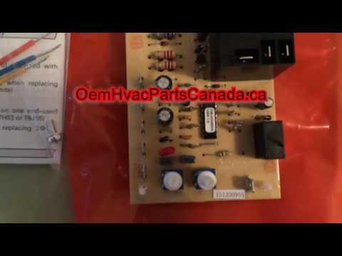 lennox pulse furnace 53k80 lb 90157 fan timer kit lennox pulse furnace 53k80 lb 90157 fan timer kit