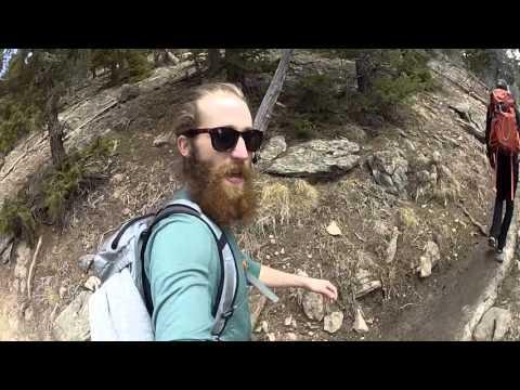 Hiking Boulder Colorado