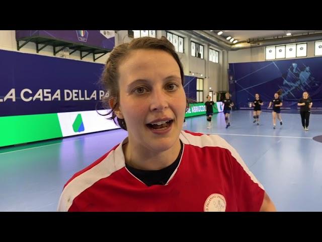 Final8 A2F   Casalgrande - Padova 29-22: il post-gara