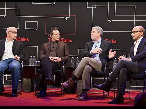 Alex Gibney, Paul Haggis, Mike Rinder, Lawrence Wright    TimesTalks
