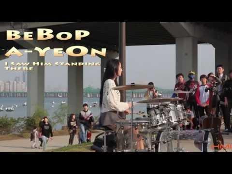 비밥 아연(BEBOP A-Yeon) I Saw Him Standing There(Cover)