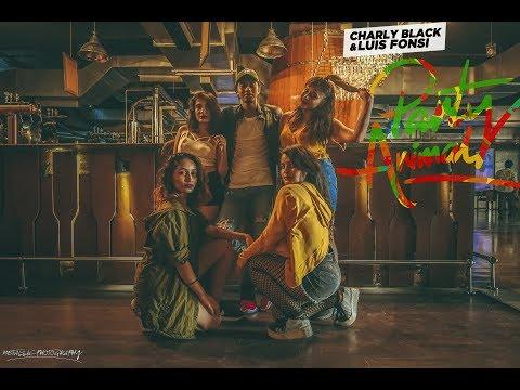 Charly Black, Luis Fonsi - Party Animal | Johnty Genesis Choreography