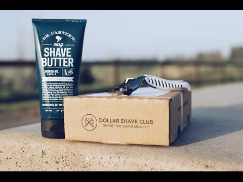 My Dollar Shave Club Experience!