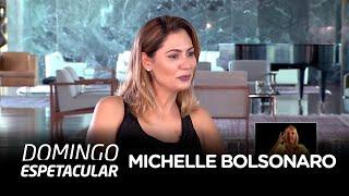 Exclusivo: Michelle Bolsonaro revela os bastidores da posse presidencial