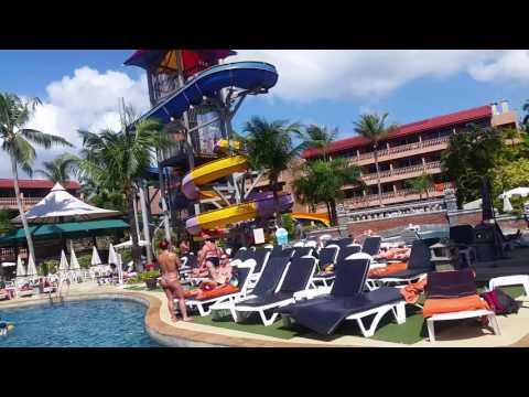 Orchid resort and spa 4* karon beach ( Отель орхид резорт, пляж карон )