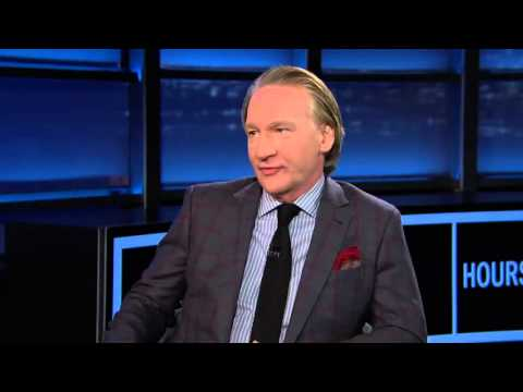 Real Time with Bill Maher: Asra Nomani Interview (HBO)
