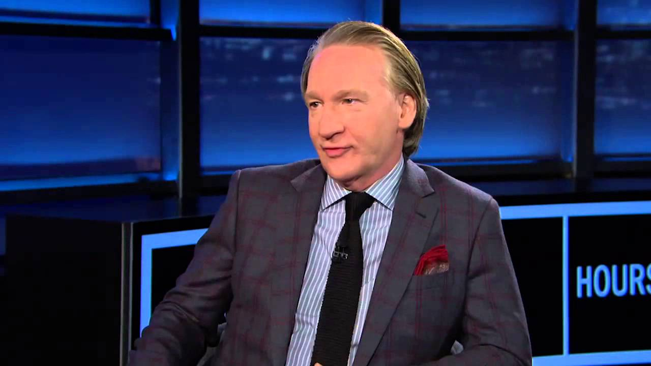 bill maher interview with asra nomani meet